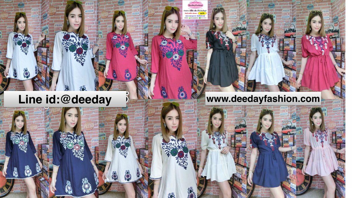 เสื้อผ้าแฟชั่นเกาหลี ขายส่งเสื้อผ้าแฟชั่นเกาหลี ประตูน้ำ แพลตตินั่ม
