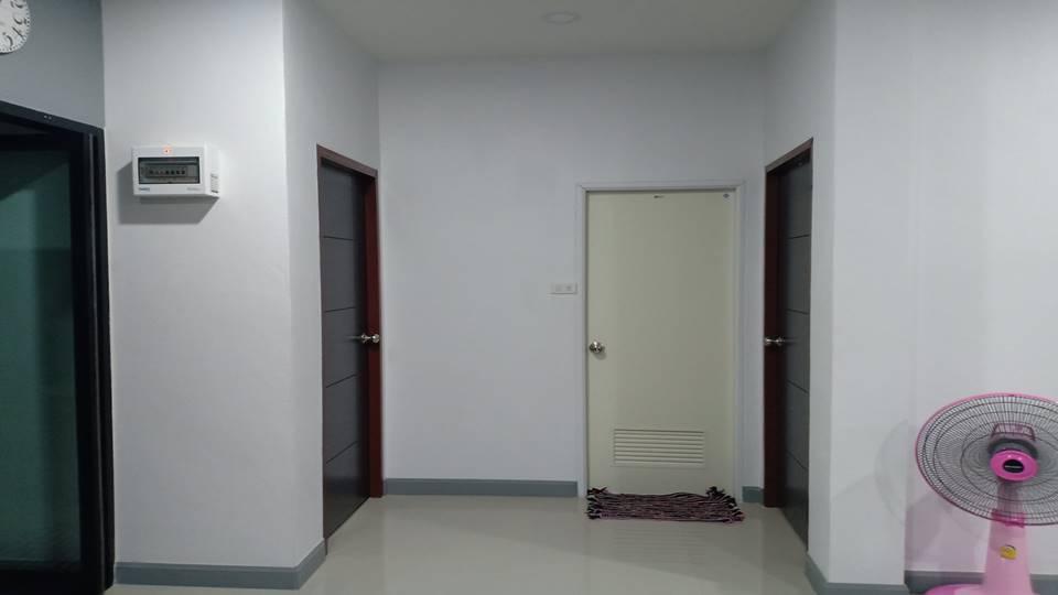 บ้านโมเดิร์นปีกนก 3 ห้องนอน 2 ห้องน้ำ