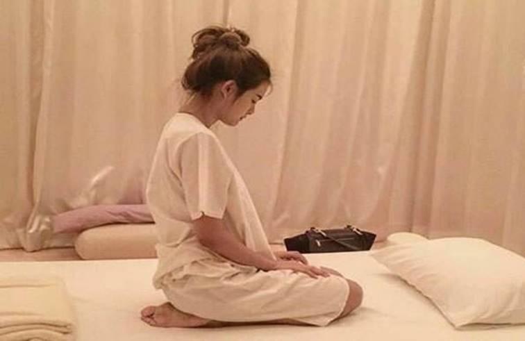 อธิษฐานก่อนนอน