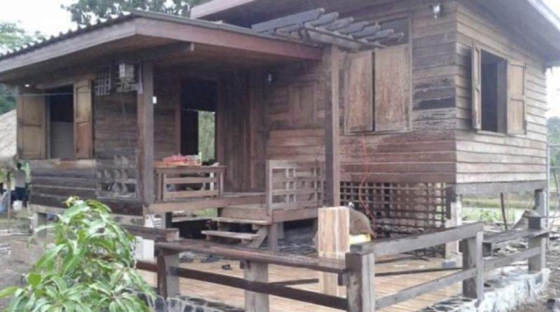 บ้านไม้ขนาดเล็ก