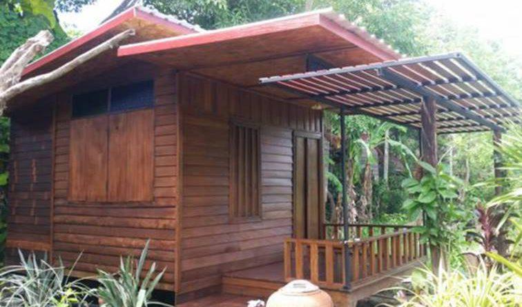 ไอเดียบ้านบ้านสวนหลังน้อย ขนาดกะทัดรัด เหมาะสร้างไว้พักพิงยามเกษียณ