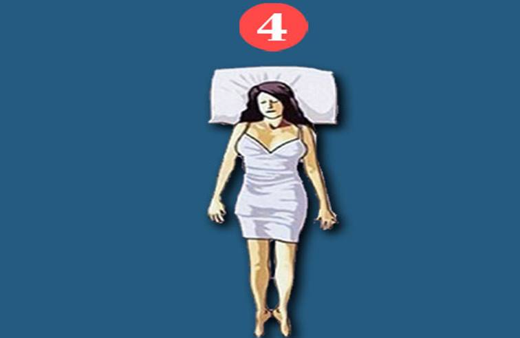 4 ท่านอน ทำนายนิสัยของสาวๆ ขอบอกว่าตรงมาก