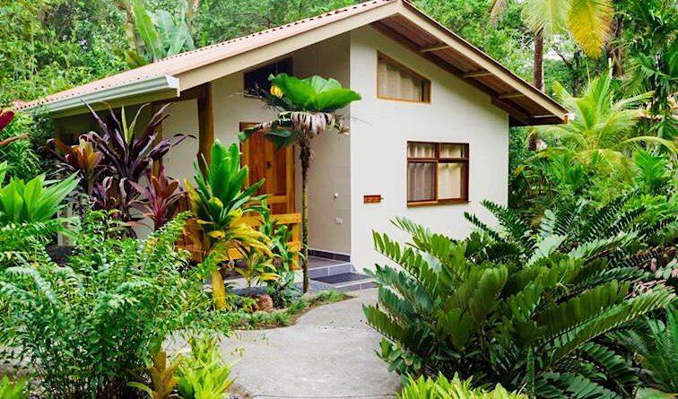 บ้านพักสไตล์รีสอร์ทบูติก หลังคาจั่ว 1 ห้องนอน 1 ห้องน้ำ สวยงามท่ามกลางธรรมชาติ