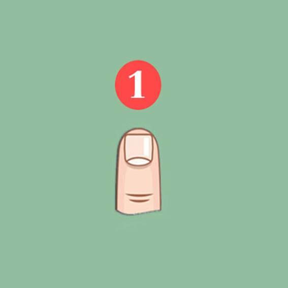 เล็บมือของคุณเป็นแบบไหน รู้หมดเลยว่าคุณเป็นคนยังไง