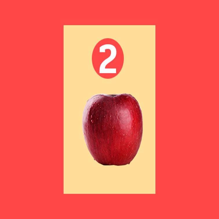 ถ้าติดอยู่ในที่ลำบาก ไม่มีน้ำ แต่มีผลไม้ 4 อย่างให้เลือก มันจะบอกว่าคุณเป็นคนแบบไหน